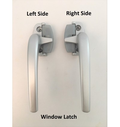 White Colour Window Handle Latch /Lock