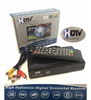 High Defination Digital TV Video Broadcasting TV Box