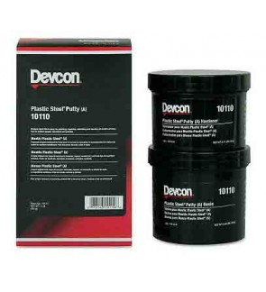 Devcon 10110 | 1lb Plastic Steel Putty (A)