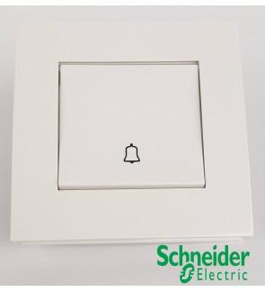 Schneider Vivace Door Bell Press Switch