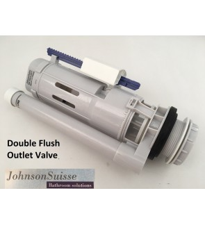 Johnson Suisse Dual Push Button Outlet Valve