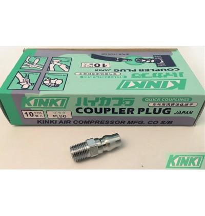 Kinki Japan Coupler Plug Quick Coupling For Air Pneumatic