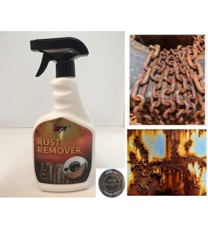 Super Heavy Duty Anti-Rust And Rust Remover Solution