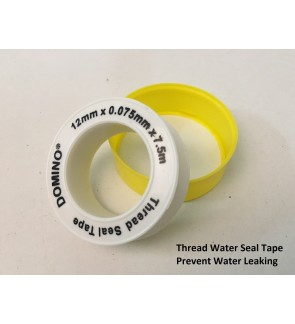 Thread Seal Tape Water Paip Tape For Joint Seal Prevent Water Leaking.