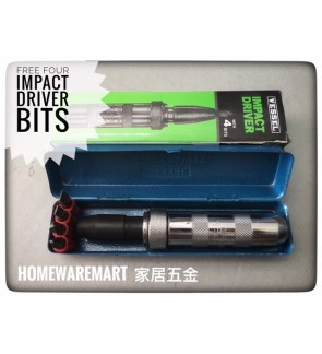Heavy Duty Impact Driver With FREE Screw Bit