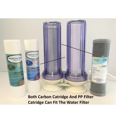 Water Filter PP Cartridge 5 Micron For Water Treatment Filteration System