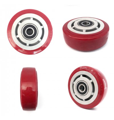 "PU Wheel - 6"" / 148mm"
