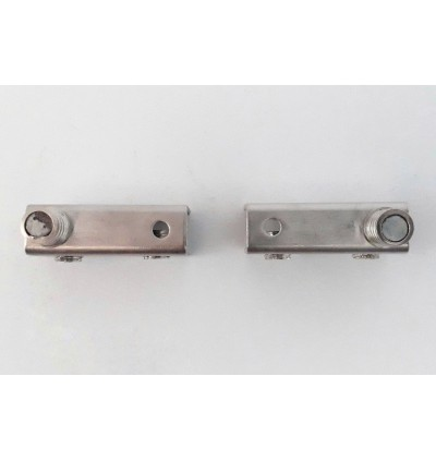 Glass Cabinet Hinges Single Door Glass Magnet For Furniture Cabinet