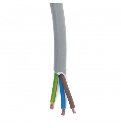 Fajar 2.50mm² x 3 Core Rubber Flexible Cord Cable (2.50mm²X3C)