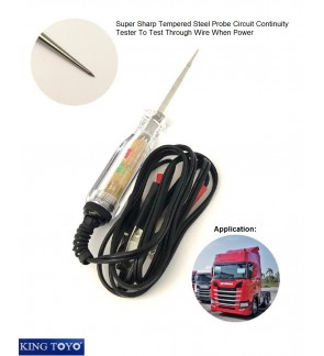Scania Truck Lorry LED Super Heavy Duty Circuit Tester