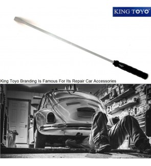 31Inch Length Heavy Duty Flat Head Screwdriver Type Pry Bar For Automotive Usage