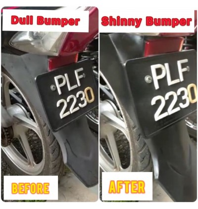 Silicon ,Bumper & Tire  Restoration ,Shining And Protection For Motorbike ,Motorcar Super Heavy Duty Usage