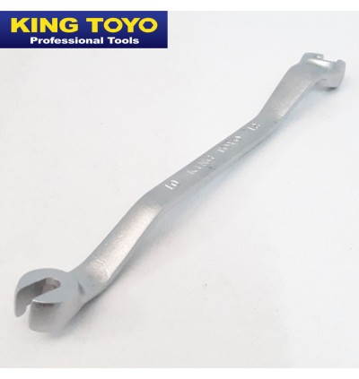 King Toyo 45° Flare Nut Wrench For Automotive Industry Machinery Sector