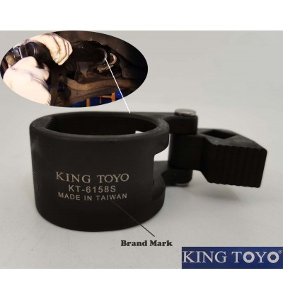King Toyo Heavy Duty 2 Way Inner Tie Rod Master Tool For Mechanical Automotive