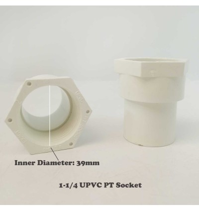 Durable  UPVC 32mm Pipe Fittings For Basin Piping System