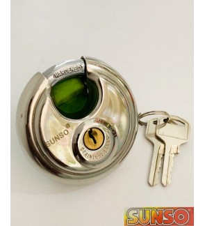 Sunso Armoured Plated Padlock