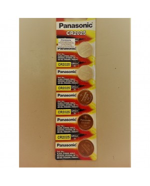CR2025 Panasonic Battery