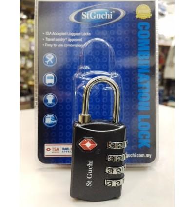 St Guchi 4 Digit TSA luggage Lock TSA1890