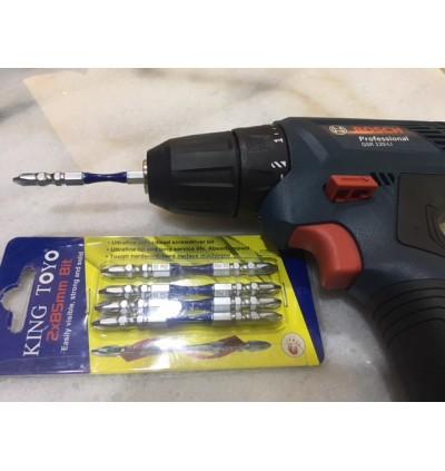 King Toyo Screw Drill Bit PH2 x 85mm