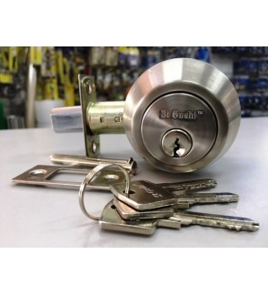 St Guchi Single DeadBolt Lock