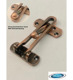 St Guchi Ball Bearing Door Guard For Door Security