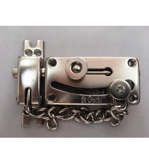St Guchi  Door Chain & Bolt SGDG-216