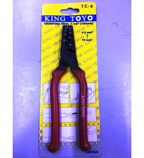 King Toyo Crimping Tools