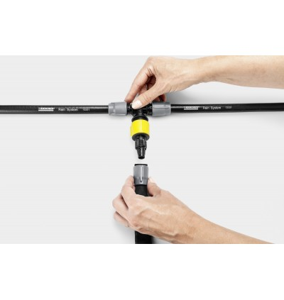 Karcher T - Connector With Water Flow Regulation
