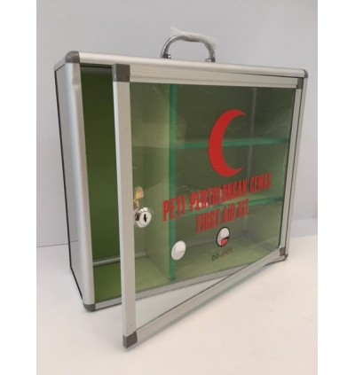 Aluminum Type First Aid Kit For Medical Supplies