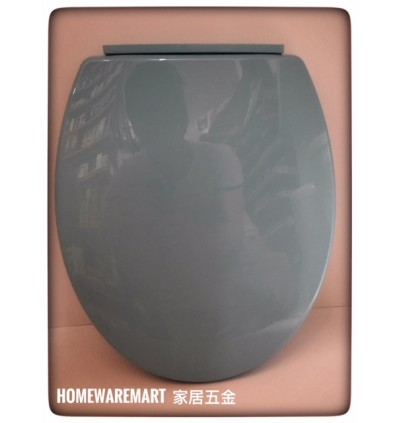 Heavy Duty Sky Blue  Colour Toilet Seat Cover