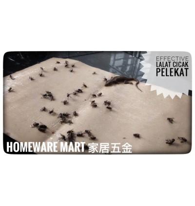 Cecak and Fly GLue Stick Paper /Pelekat Lalat and Cicak