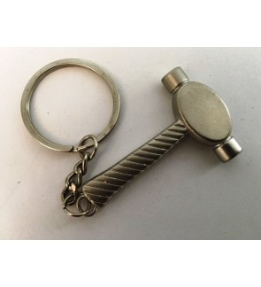 Decorative Hammer Car Key Chain , Gift Key Chain , Gadget Keychain