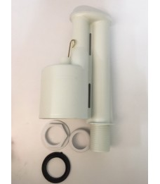 Toilet Low Level Cistern Outlet Valve Round Syphon