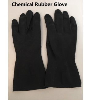 Heavy Duty Industrial Chemical Rubber Glove