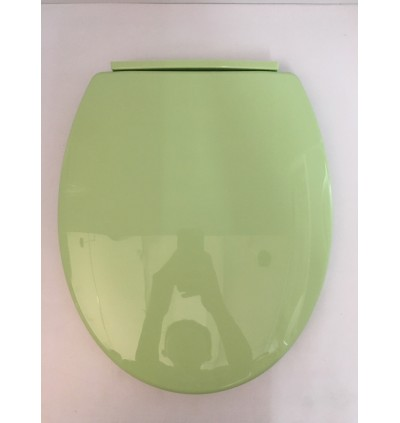 Heavy Duty Apple Green Colour Toilet Seat Cover