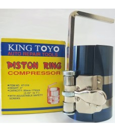 King Toyo Auto Repair Tools Piston Ring Compressor (90 mm-175 mm)