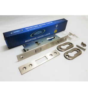 St Guchi Single Mortise Hook Lock (H1689)