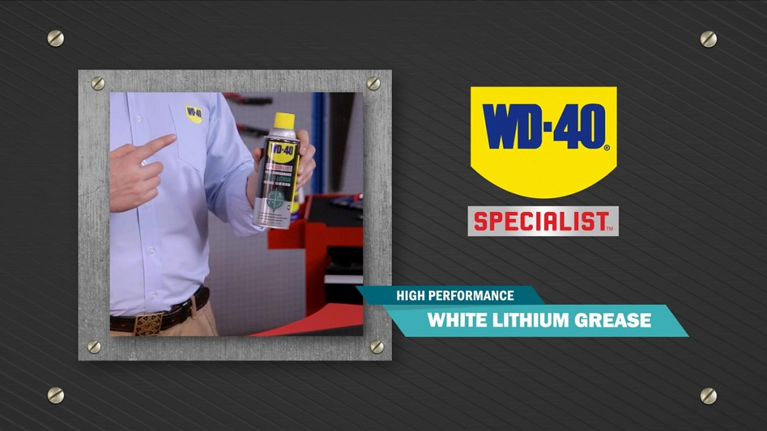 WD-40Specialist Protective White Lithium Grease