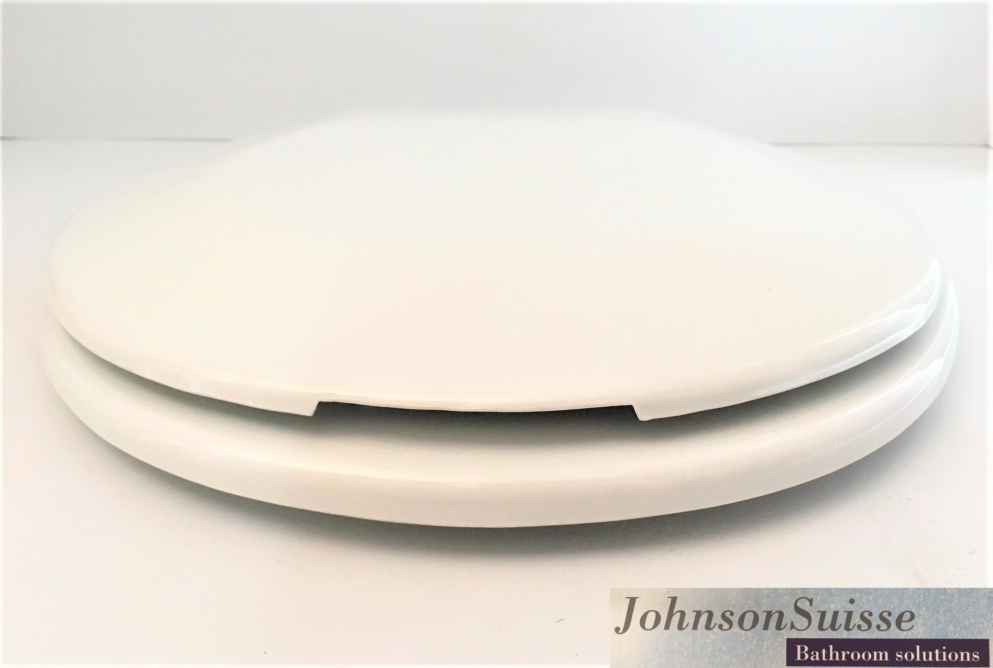 Johnson Suisse Heavy Duty Toilet Seat Cover