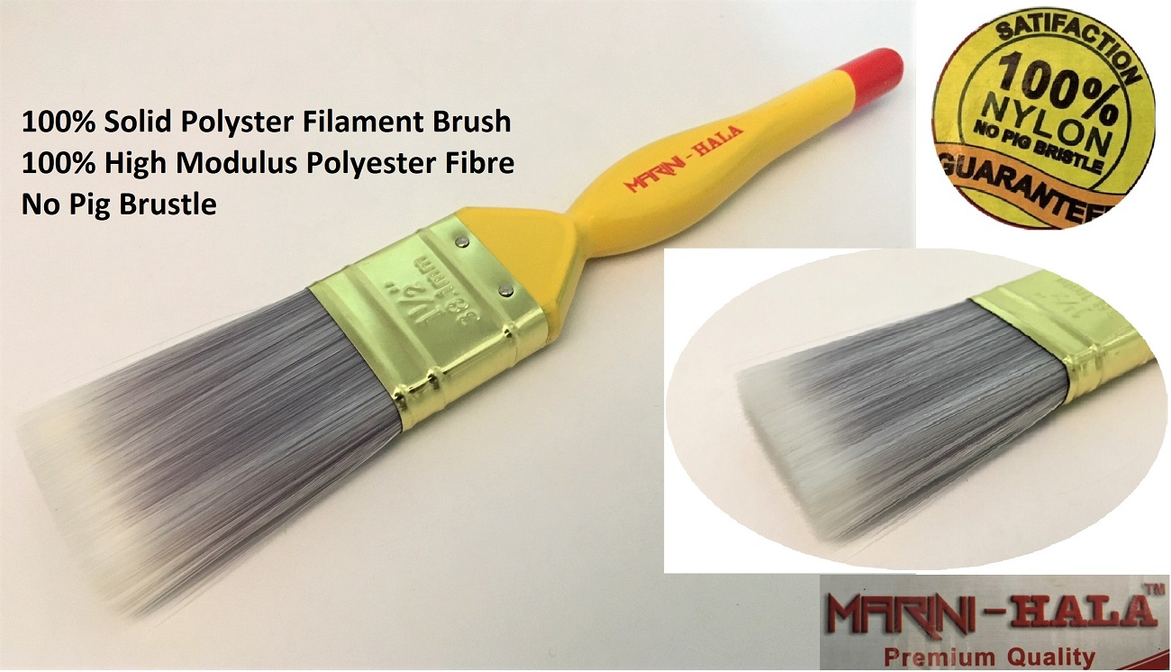 Premium Quality 100% Halal Paint Brush