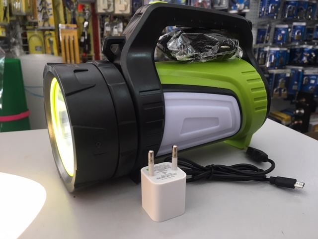 Super Bright LED Multi function Torchlight