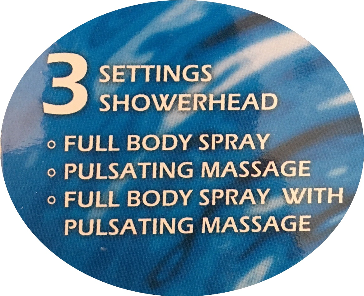 Taiwan Hand Shower Head WIth Massage Features